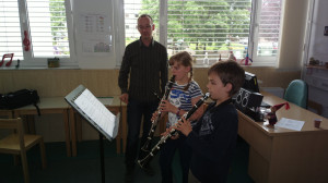 Seminar za klarinet v GŠ Krško
